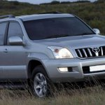 Установка газового оборудования на Toyota Land Cruiser Prado